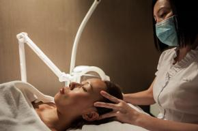 The Miracle Facial at SK-II Boutique Spa