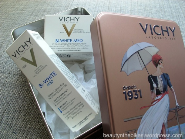 Vichy Bi White Box