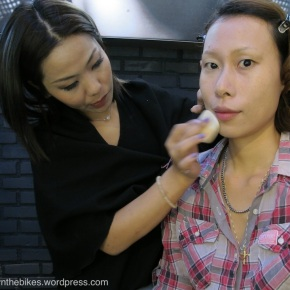 Learn From The Pros at MAKE UP FOR EVER's Make Up School