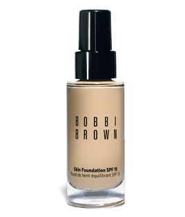 bobbi brown skin foundation