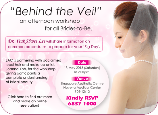 bridal beauty workshop