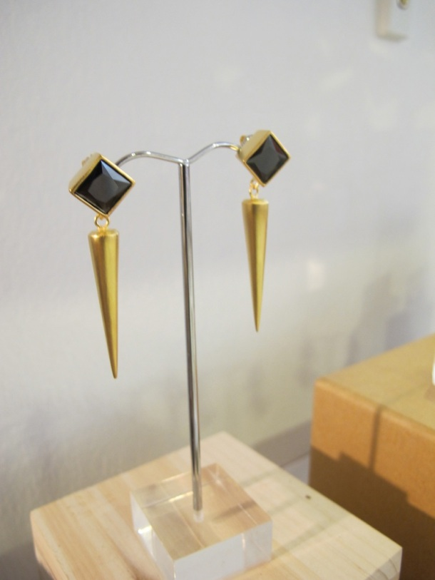 edge of ember earrings