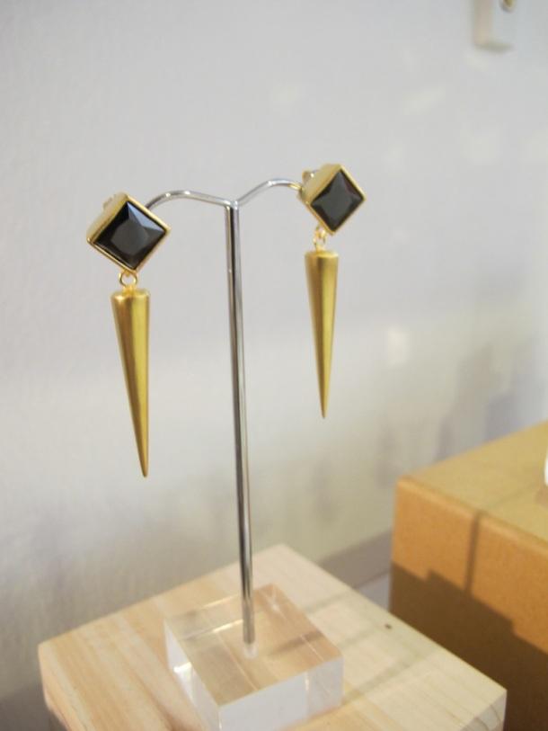 edge of ember earrings