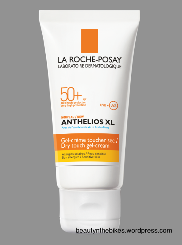 La Roche-Posay Anthelios XL Dry touch gel-cream