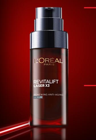 Loreal Paris Revitalift serum
