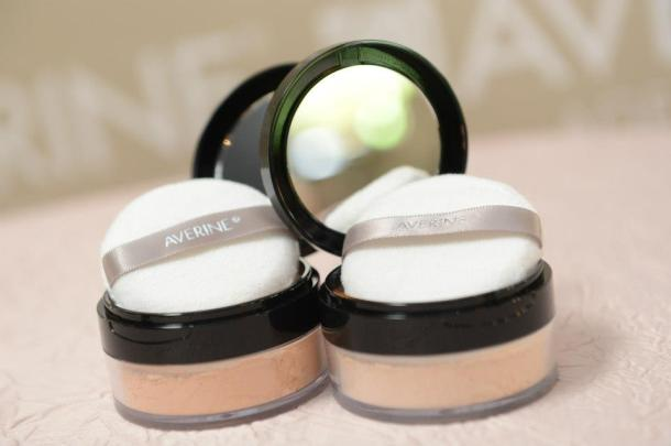 averine mineral loose powder
