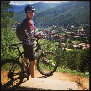 Cycling Adventures InBhutan