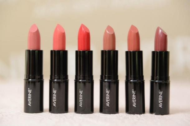 averine lipsticks