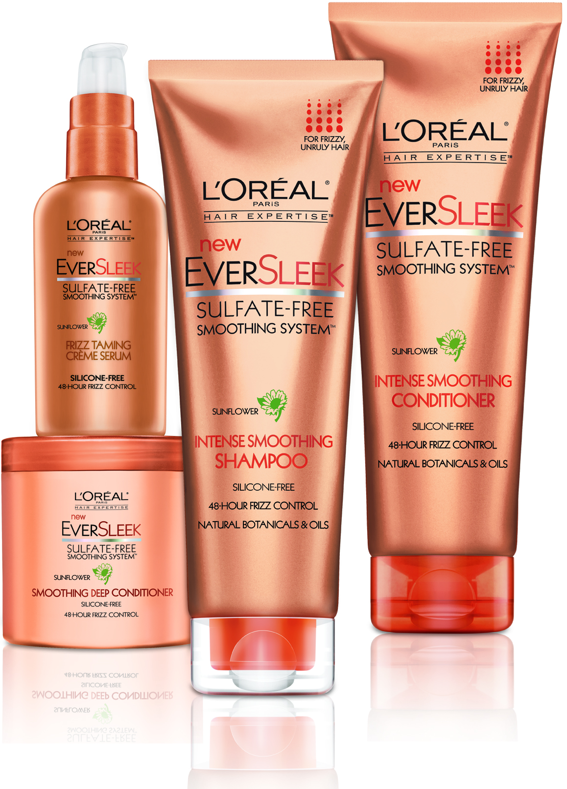 l oreal hair styling products l or 233 al hair expertise join the sulfate free 8023