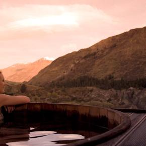 Visiting Onsen Hot Pools in Queenstown, NewZealand