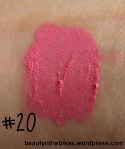 20 gloss