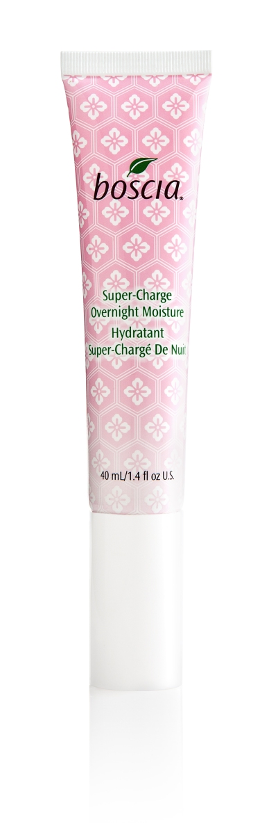 Boscia: Super-Charge Overnight Moisture Night Cream Review