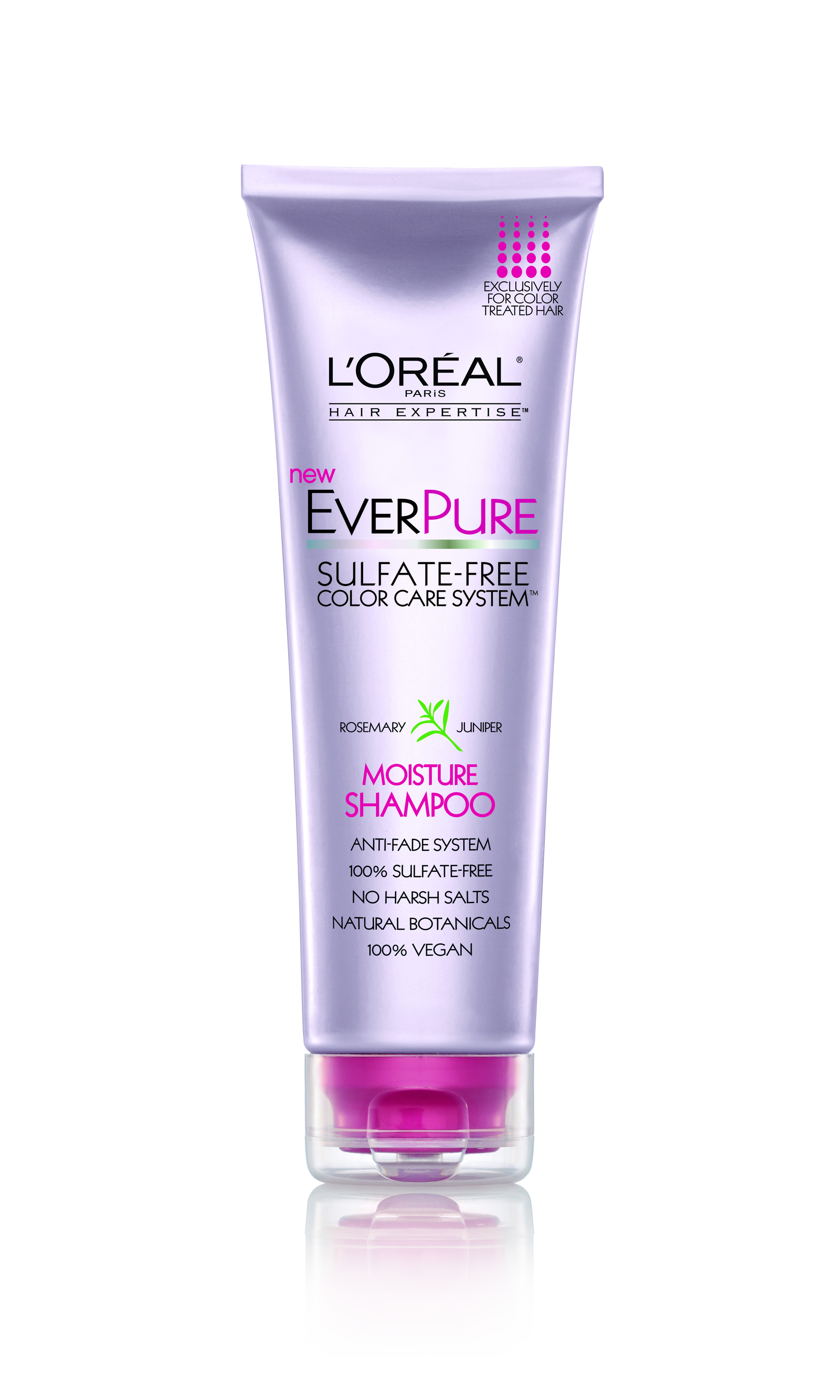 Loral Paris Hair Expertise Everpure Moisture Shampoo And