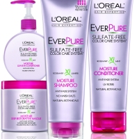 L'Oréal Paris Hair Expertise: EverPure Moisture Shampoo and Conditioner Review