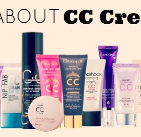 Feature post: All about CC Creams and where to getthem