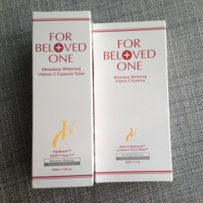For Beloved One Melasleep Whitening Vitamin C RangeGiveaway