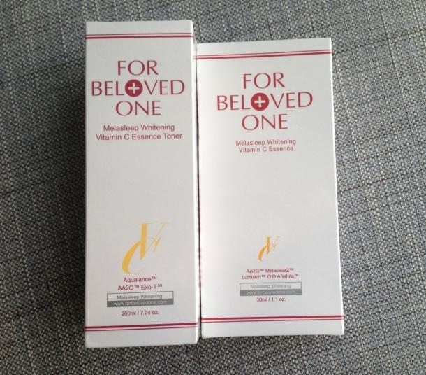 For Beloved One Melasleep Whitening