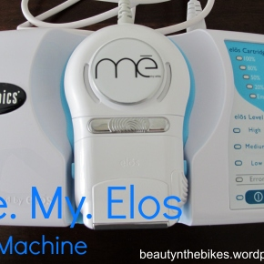 Me My Elos Permanent Hair Reduction IPL machine – Review &How-to