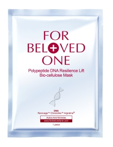 Polypeptide DNA Resilience Lift Bio-Cellulose Mask