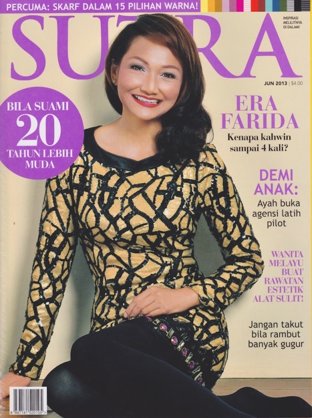Sutra June 2013 Cover