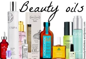 Beauty oils: The Slickest Stuff (for your body)