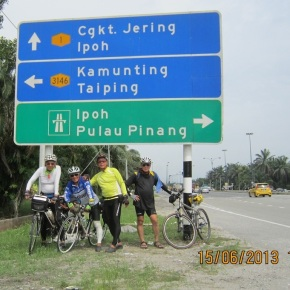Top Tips When Cycling InMalaysia