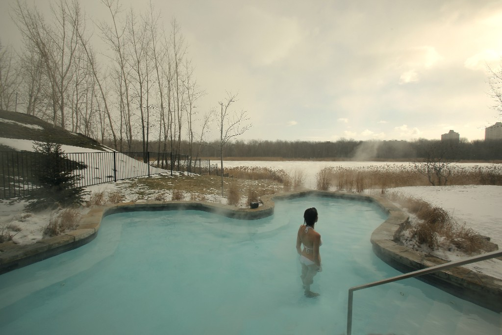 Guest Post Andrea Discovers Strom Nordic Spa In Montreal
