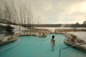 Guest Post: Andrea Discovers Strom Nordic Spa in Montreal