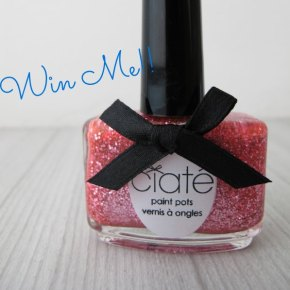 WIN! Ciate Nail Polish worth S$20!