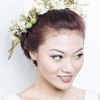 Bridal Makeup Tutorial by Joanna Koh for The Wedding Scoop