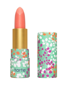 Tarte Amazonian Butter Lipstick in Coral Blossom, $26