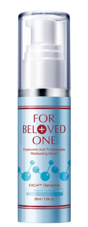 Giveaway! For Beloved One Hyaluronic Acid Tri-Molecules Moisturizing Serum! 5 prizes to be won!