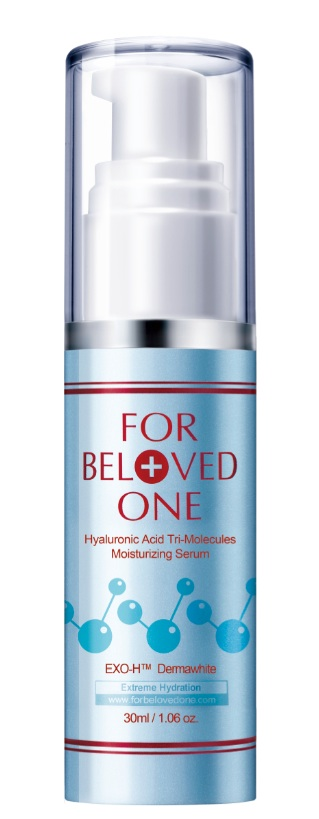 for beloved one hyaluronic acid tri molecules moisturising serum