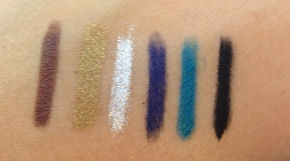 L'Oreal Paris Super Liner Gelmatic Pen Colours
