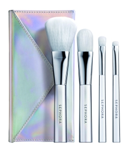 Sephora 4 Makeup Brush Set, $36