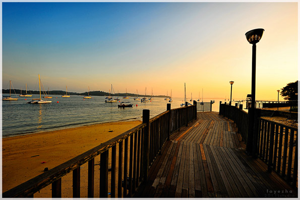 Changi Boardwalk photo by SGRomancing