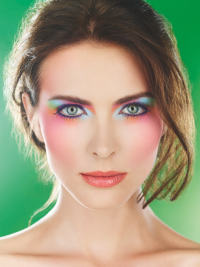 Arty Blossom – First Look At The New Make Up For Ever Spring 2014 Eyeshadow Palette