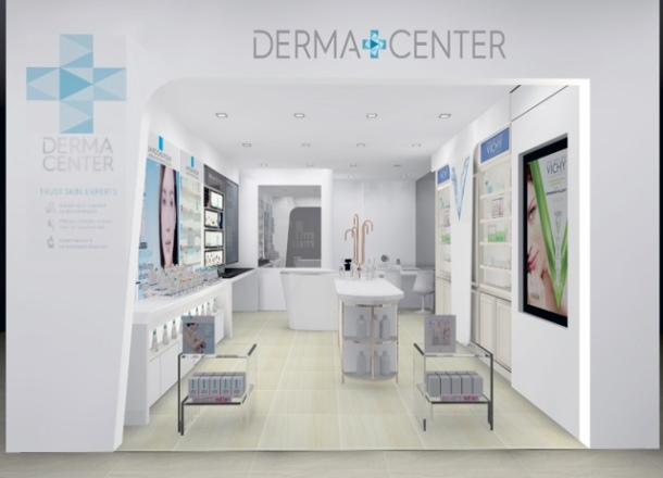 DermaCenter Front