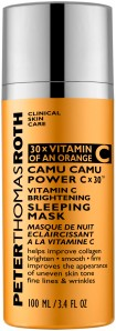 Peter Thomas Roth Camu Camu Power Cx30 Vitamin C Brightening Sleeping Mask, $110