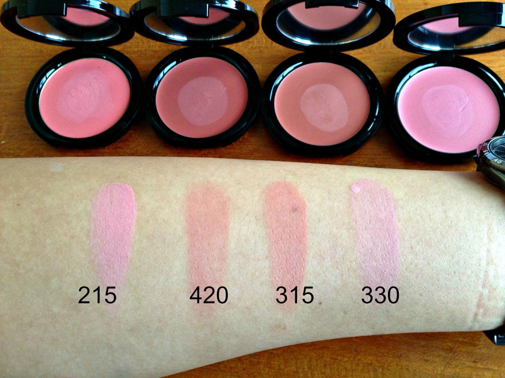 Make Up For Ever Launches New HD Blush | beauty. bikes.