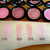 Make Up For Ever Launches New HD Blush
