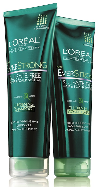 EVERSTRONG THICKENING shampoo & conditioner