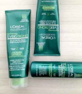 L'Oreal Everstrong Sulfate-free Hair and Scalp SystemReviews